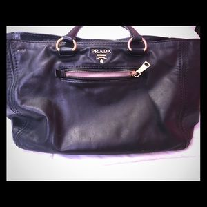 Prada Cross Body Handbag